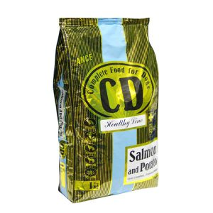 CD Salmon and Potato 1 kg