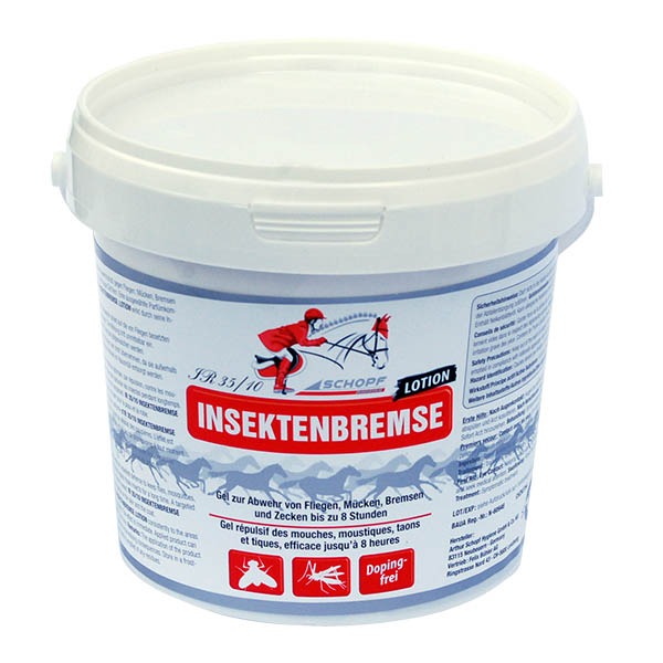 INSEKTENBREMSE LOTION 750 ml