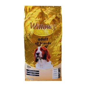 Willowy Gold Adult 15 kg