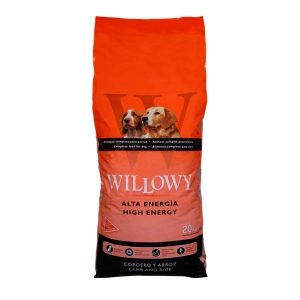 Willowy High Energy 20 kg