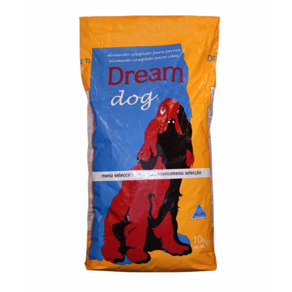 Dream Dog Menu Selection 10 kg