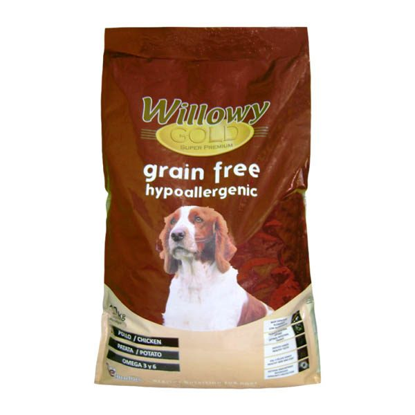 Willowy Gold Grain Free 10 kg