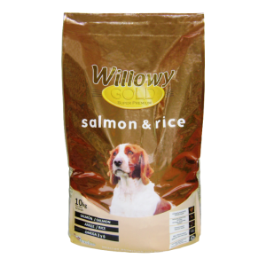 Willowy Gold Salmon & Rise 10 kg