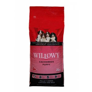 Willowy Puppies 20 kg